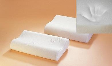 viskoelastische kopfkissen orthop dische nackenkissen. Black Bedroom Furniture Sets. Home Design Ideas